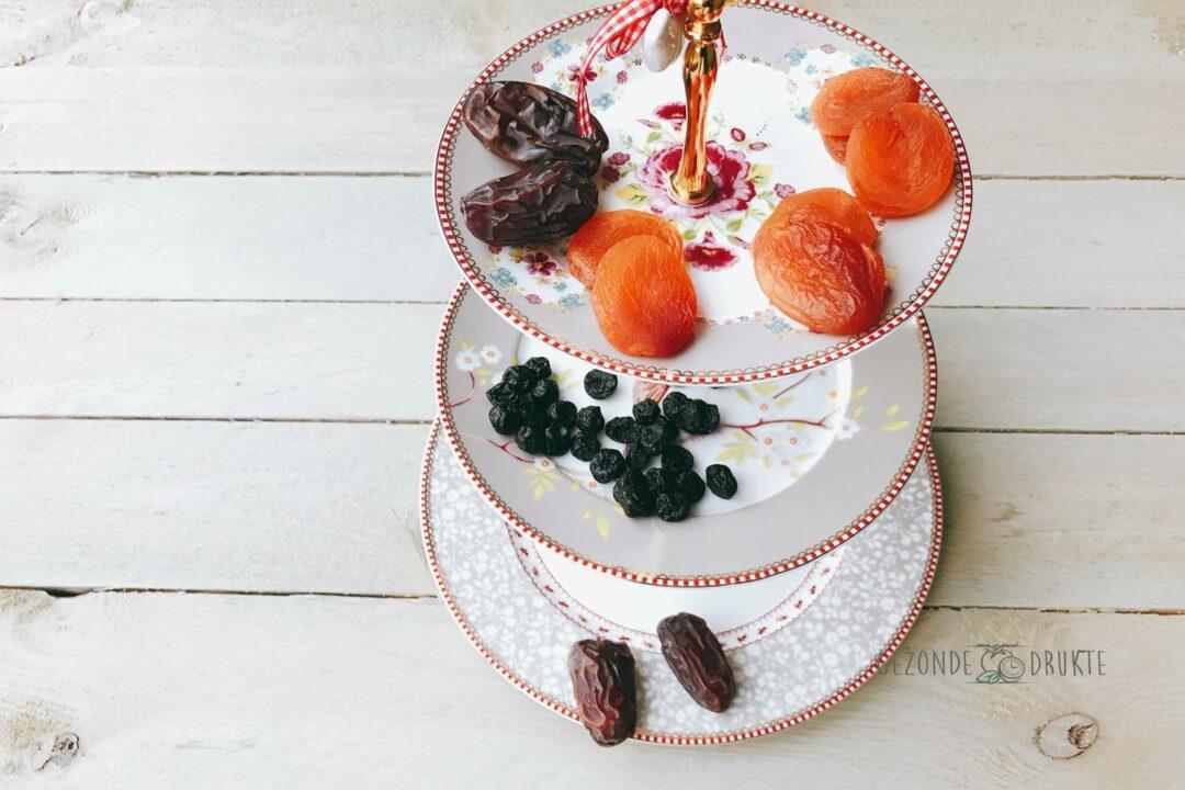 gedroogd fruit