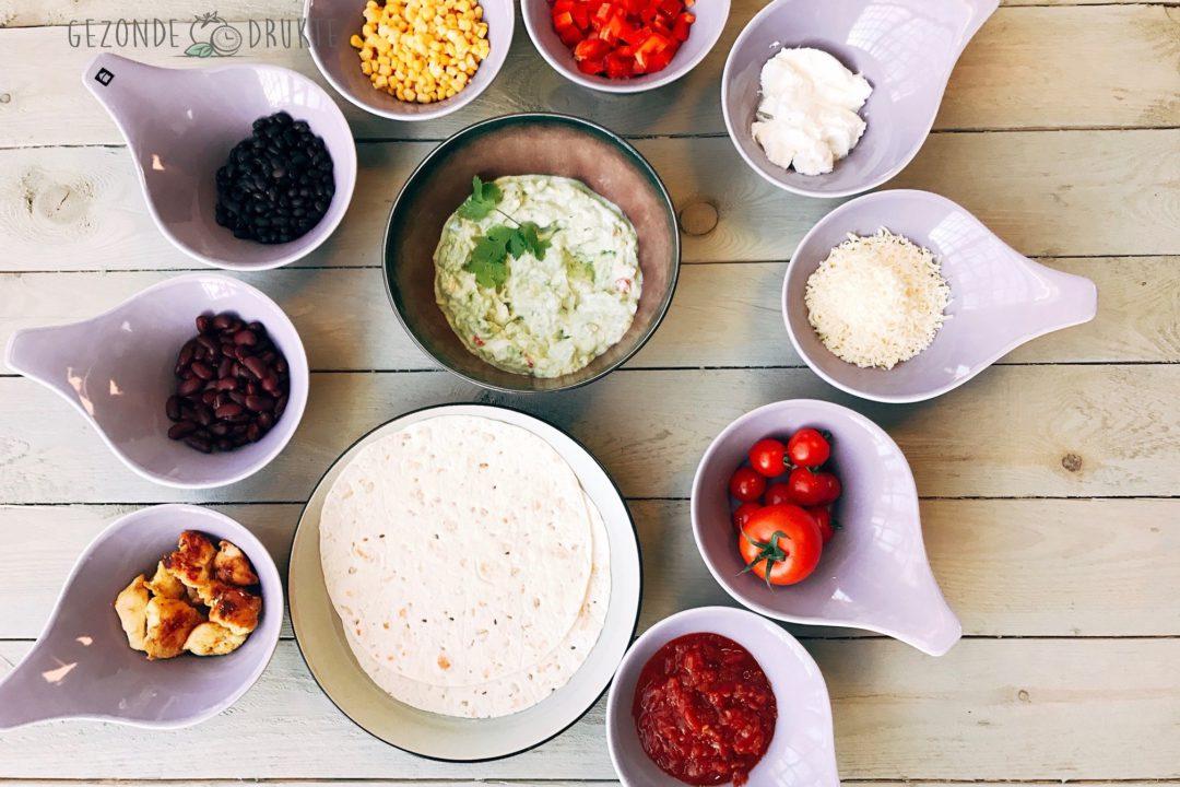 Mexicaans eten