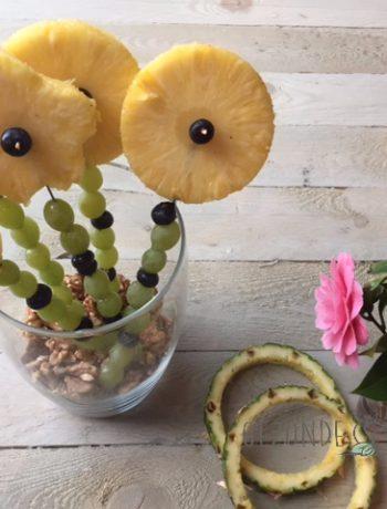 ananasbloemetjes