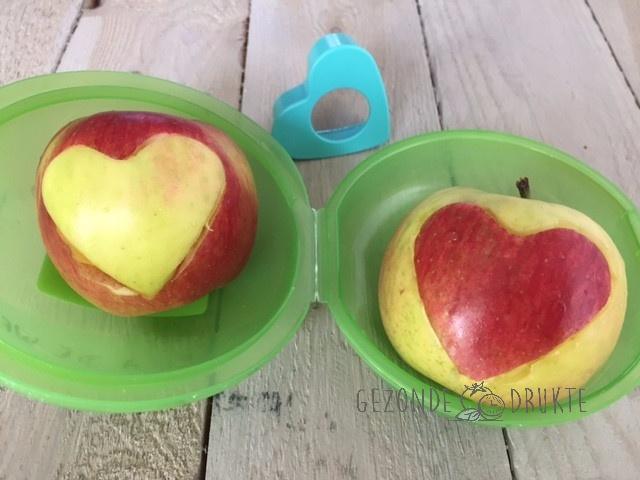 Appel hartendiefjes