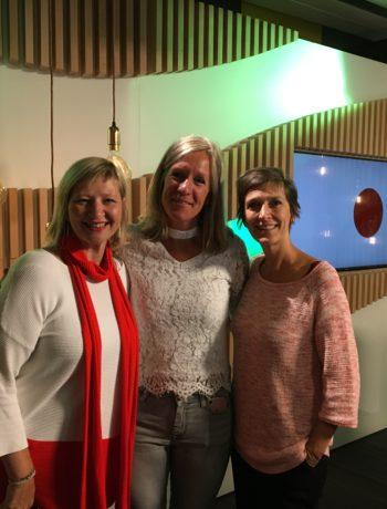 De Madammen Radio 2 en Gezonde Drukte