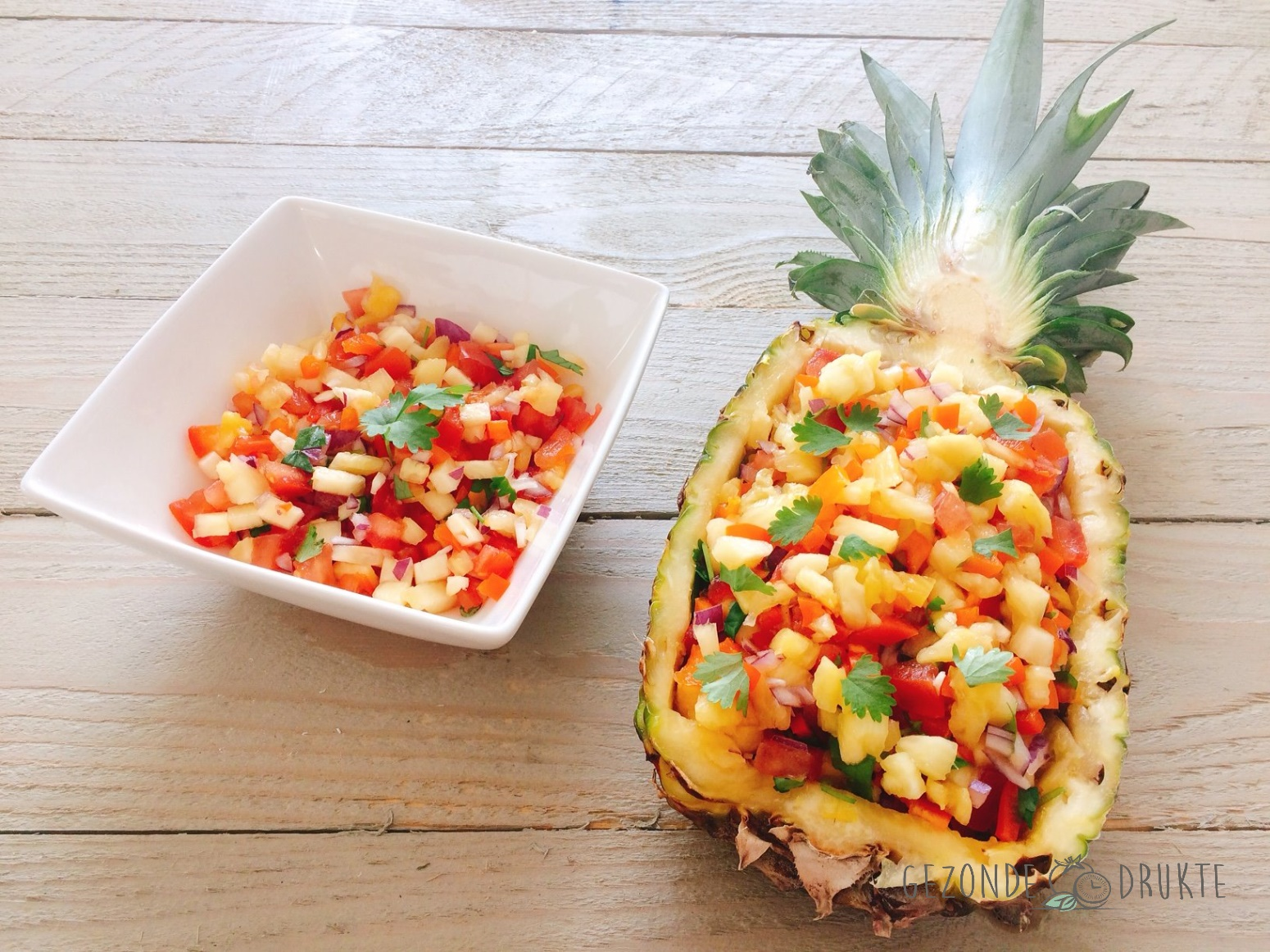 ananas salsa