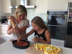In de keuken van... Kim en Dennis