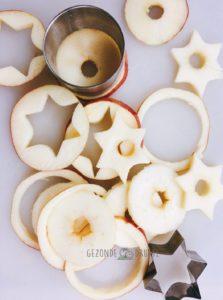 Appelbeignets gezonde drukte gezond