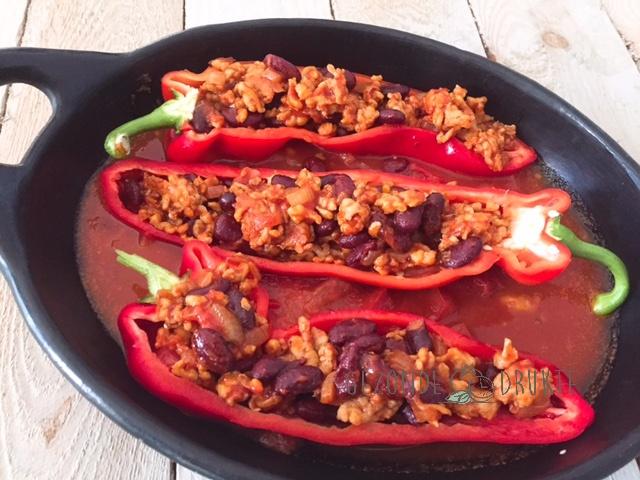 paprika mexicana gezonde drukte gezond
