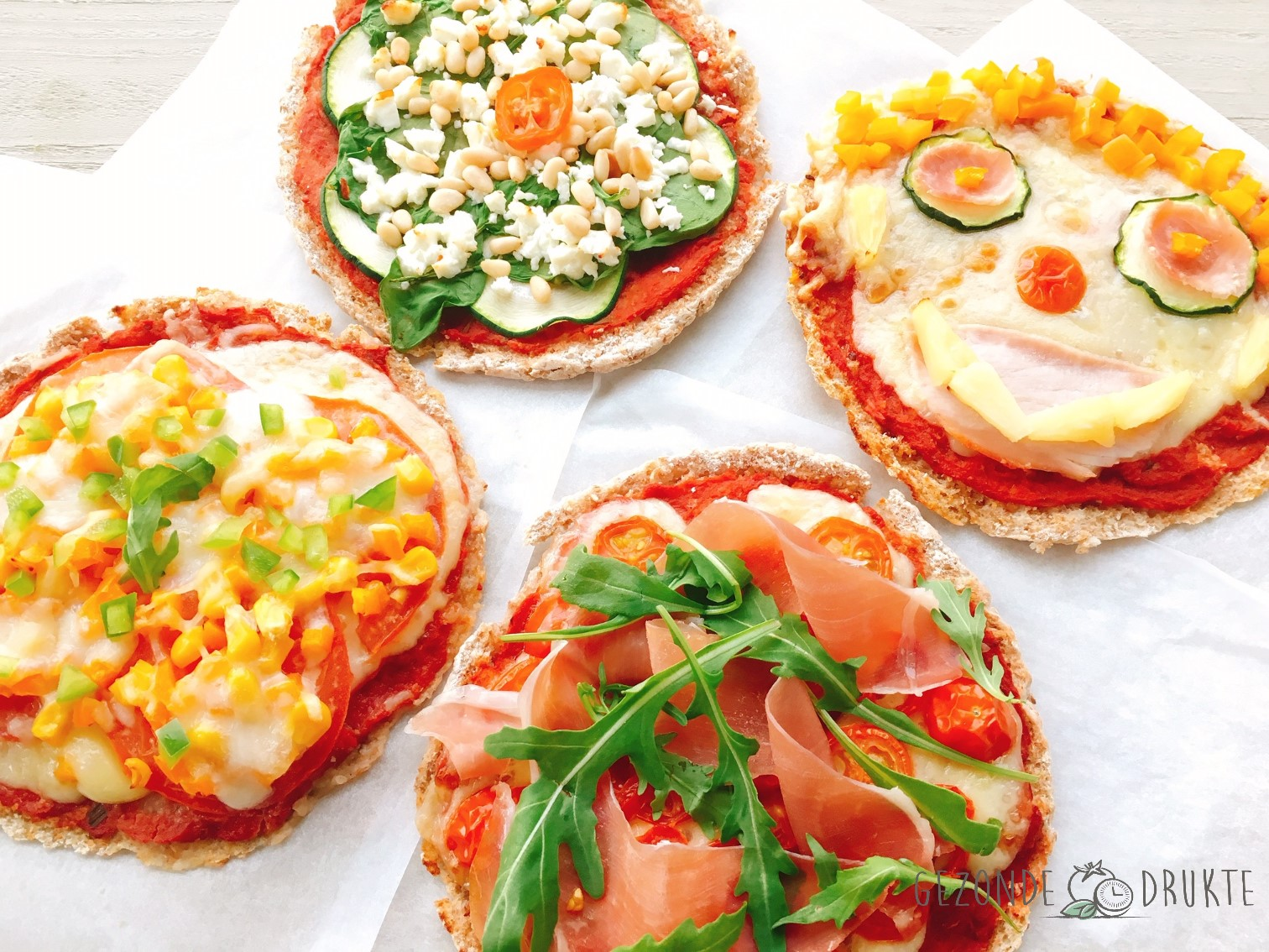 speedy mini-pizza
