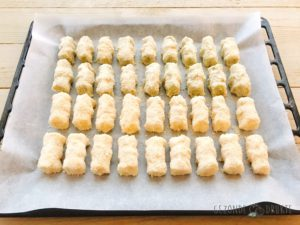 Broccoli- en aardappelkroketten