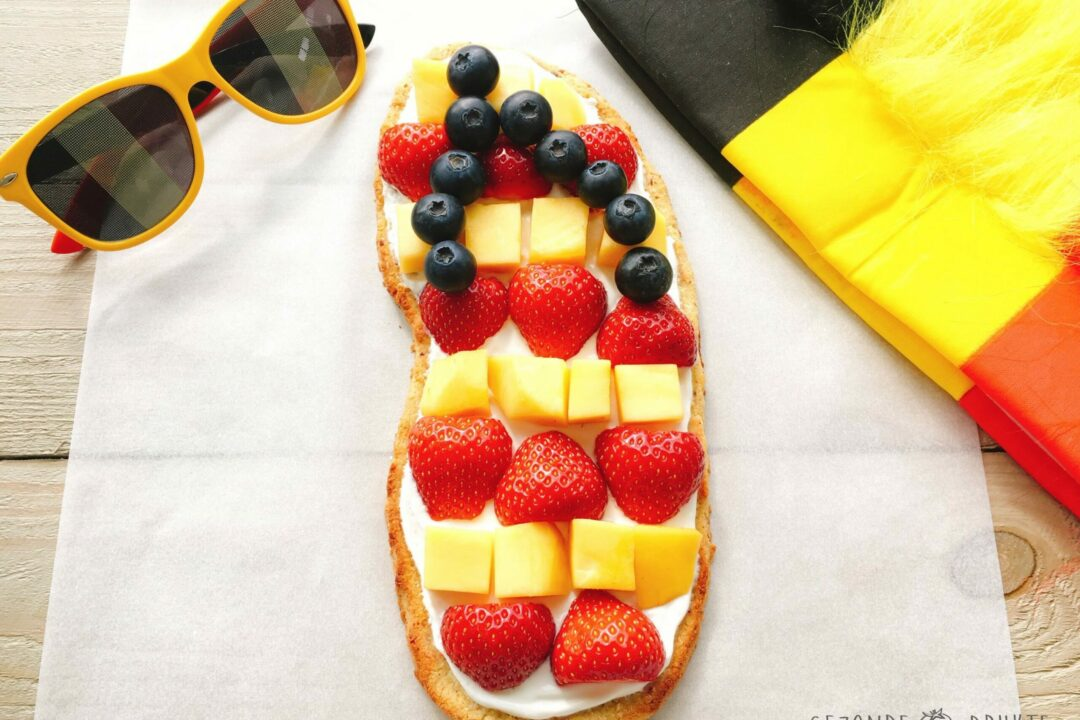 Flip flop fruit gezond gezonde drukte