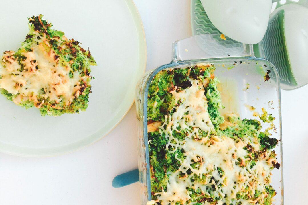 Kip broccoli pastinaak ovenschotel gezonde drukte