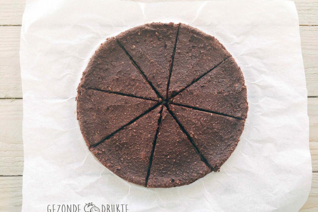 Kerstboombrownies brownies kerst dessert gezonde drukte