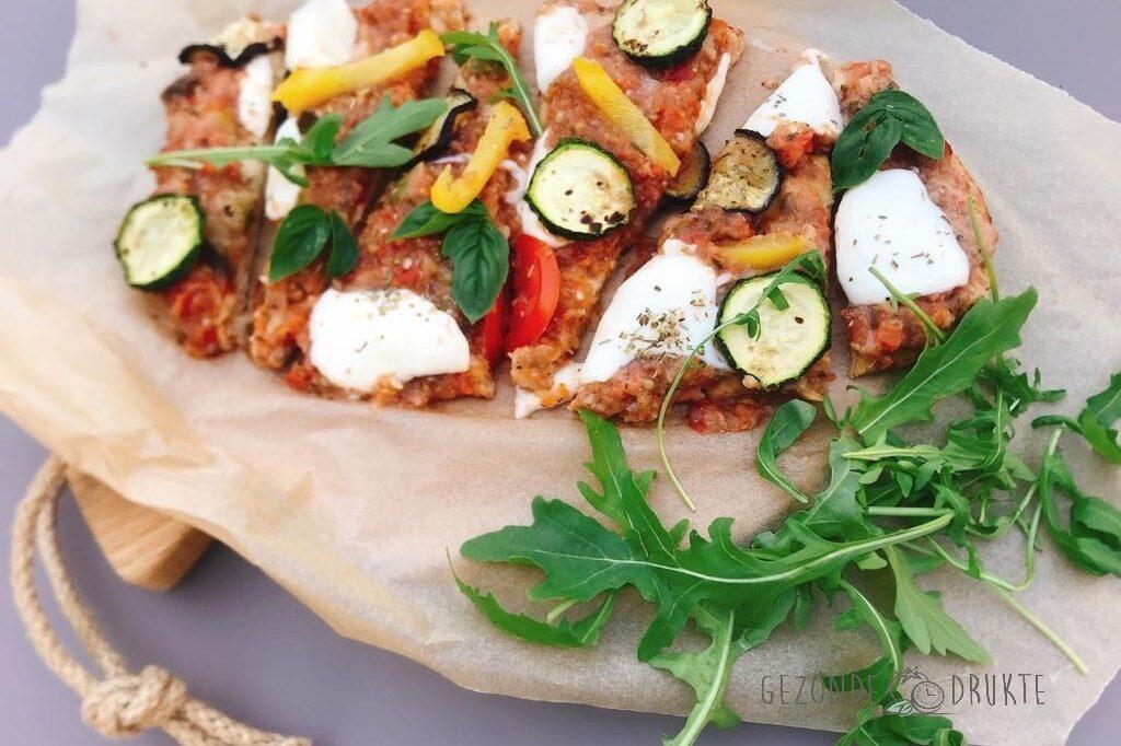 naanpizza gezond gezonde drukte